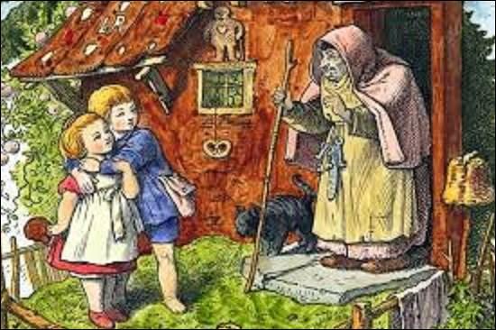Conte : Histoire mettant en scène un frère et une sœur perdus dans la forêt par leurs parents et qui, ensuite, se retrouvent aux prises d'une sorcière anthropophage, ''Hansel et Gretel'' ou ''Jeannot et Margot'' est un conte populaire. Recueilli dans le premier volume paru en 1812 intitulé ''Contes de l'enfance et du foyer'', qui est à l'origine de ce recueil ?