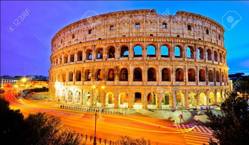 Par quel animal la Rome antique est-elle représentée ?