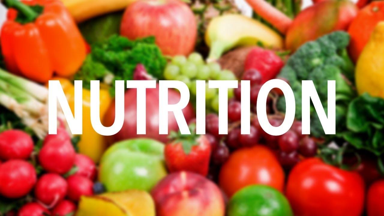 Les groupes d'aliments et besoins nutritionnels