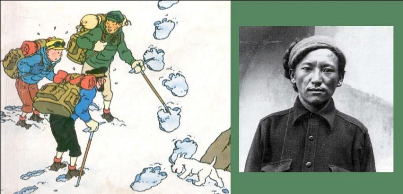 Dans « Tintin au Tibet », Hergé met en image Ang Tharkey, qui fut en son temps un sherpa et « sirdar » reconnu. Que signifie ce terme ?