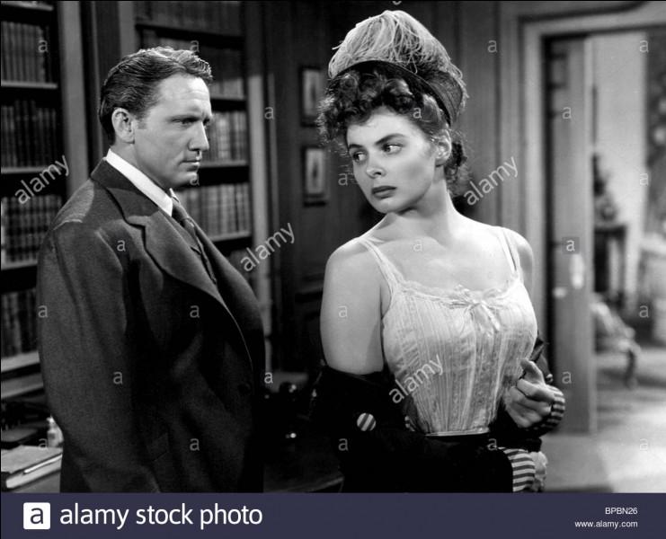 """""""Docteur Jekyll et Mister Hyde"""" est un film joué par Spencer Tracy."""