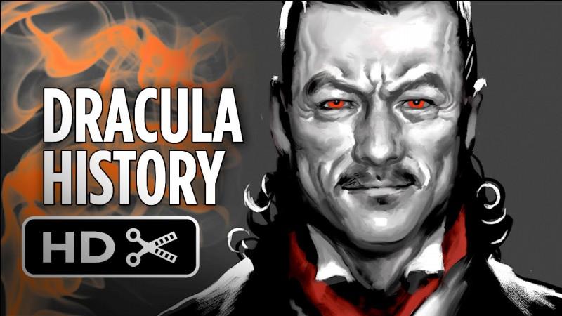 """""""Dracula"""" est un film dans lequel joue Tom Cruise."""