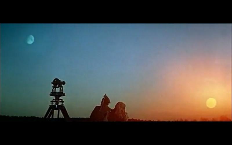 """""""Dersou Ouzala"""" est un film réalisé par Akira Kurosawa."""
