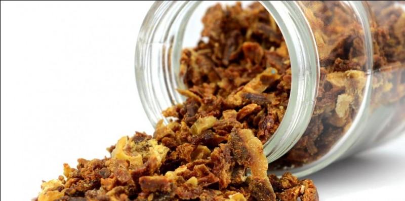 Quelle est cette substance naturelle produite par les abeilles ?