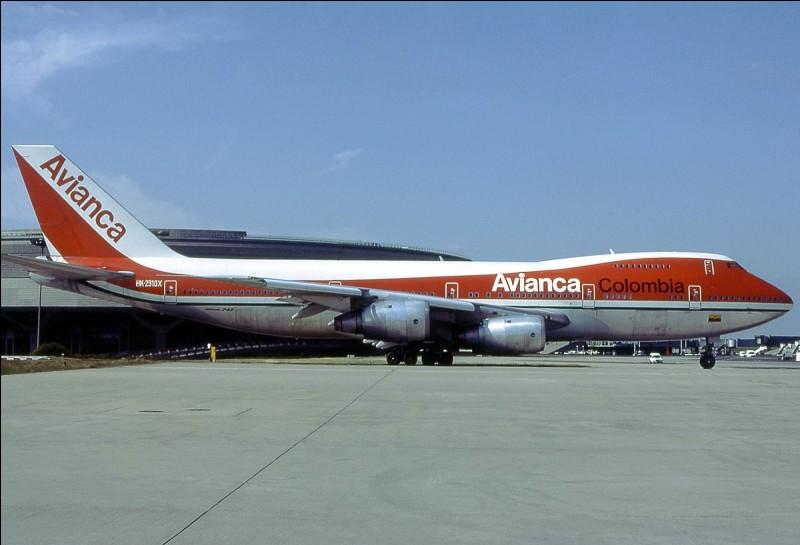 Une erreur de pilotage était à l'origine du crash du vol 011 Avianca.