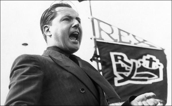Journaliste et homme de presse belge (1906 -1994), il fonde dans les années 30 le mouvement fasciste Rex, collabore avec les nazis et combat en tant que SS pendant la seconde guerre mondiale. C'est Léon ...
