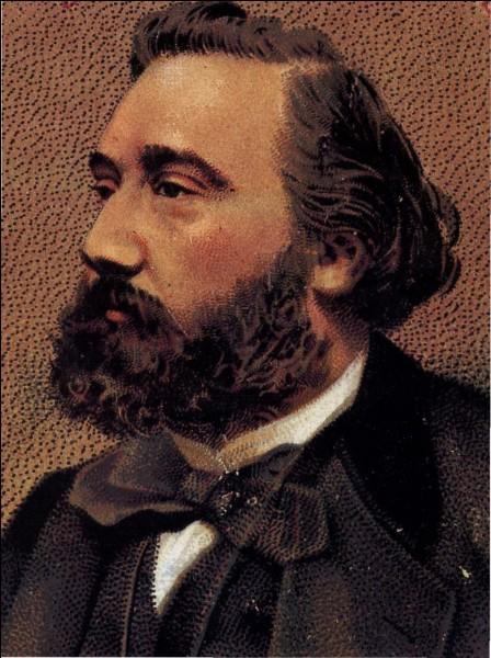 Cet homme politique (1838 - 1882), célèbre pour avoir quitté en ballon Paris assiégé par les Prussiens, a joué un rôle majeur dans la proclamation de la République en 1870. C'est Léon...