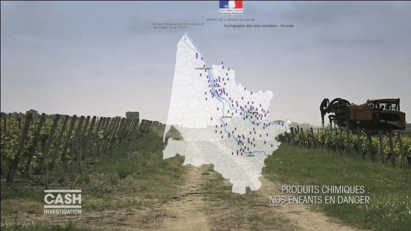 Quelle est la préfecture de la Gironde (33) ?