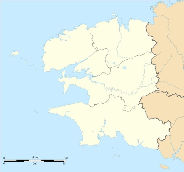 Quelle est la préfecture du Finistère (29) ?