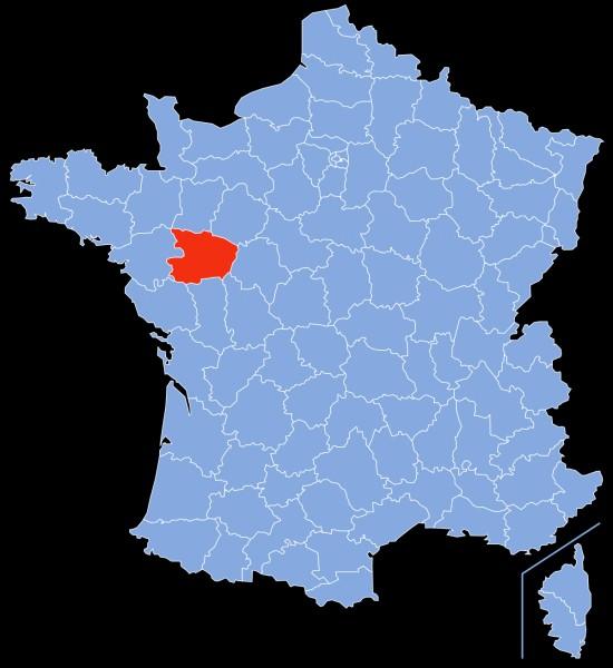 Quelle est la préfecture du Maine-et-Loire (49) ?