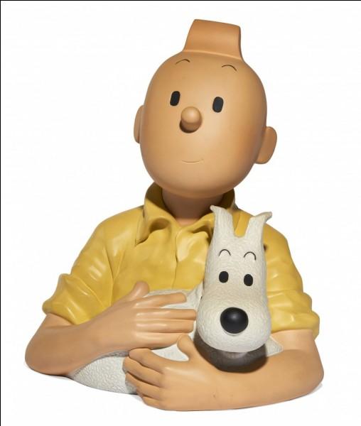Quel album de Tintin est paru en premier ?
