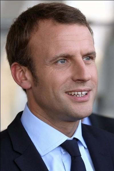 Quel âge a Emmanuel Macron ? (2018)