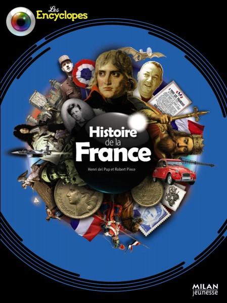 Parmi ces 4 événements historiques, lequel est le plus ancien ?