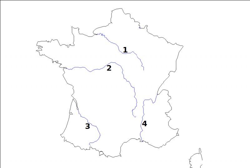 /Géographie/ Où se situe la Loire ?