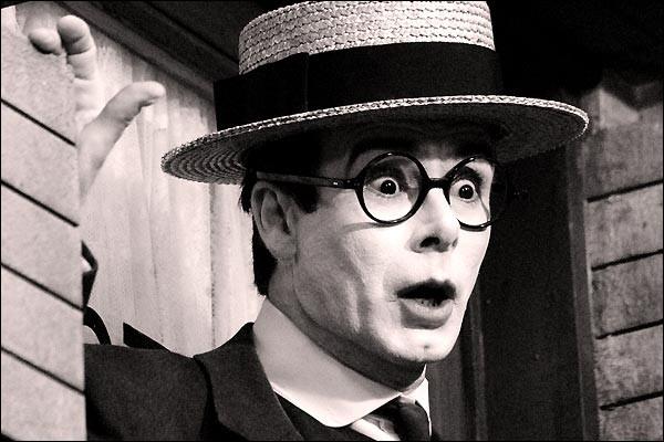 Dans quel film peut-on voir l'humoriste Franck Dubosc ainsi ?