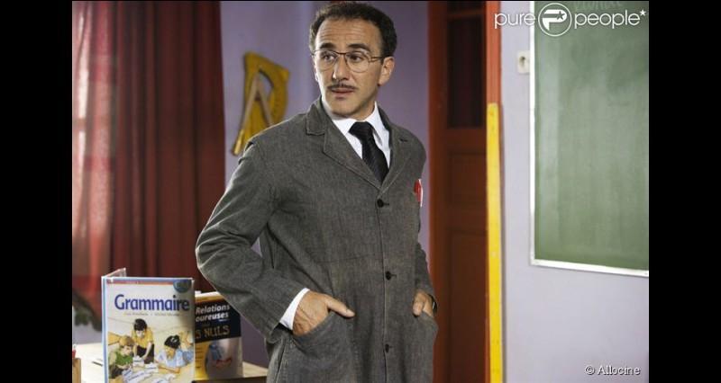 Dans quel film peut-on voir l'humoriste Elie Semoun ainsi ?