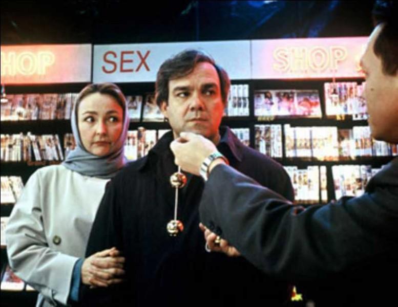Dans quel film peut-on voir l'humoriste Didier Bourdon ainsi ?