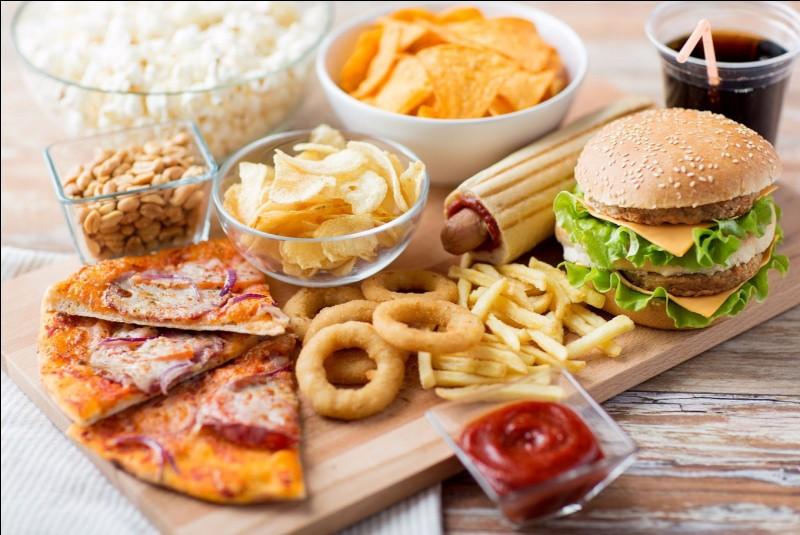 Quel fast-food préfères-tu ?