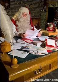 Dans quelle ville française s'ouvre chaque année le secrétariat du père Noël ?