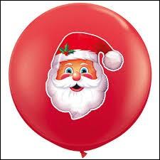 Quels animaux tirent le traîneau du père Noël ?