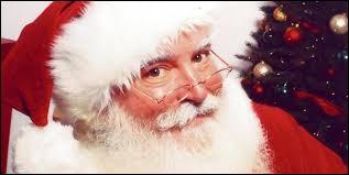 Quelle exclamation est associé au père Noël ?