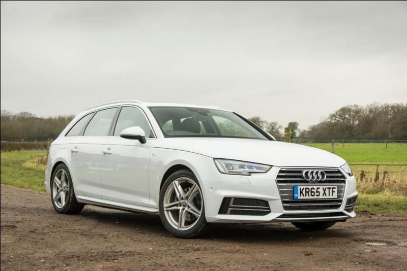 Comment se nomment les versions break d'Audi ?