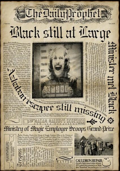 Comment s'appelle le magazine le plus populaire chez les sorciers ?