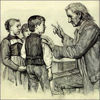 Dans un traité de Rousseau, comment s'appelle l'enfant qui sert d'exemple à ses théories sur l'éducation ?