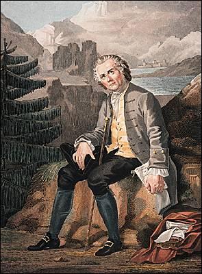 """Terminez ce titre d'une œuvre de Rousseau : """"Les Rêveries ...""""."""