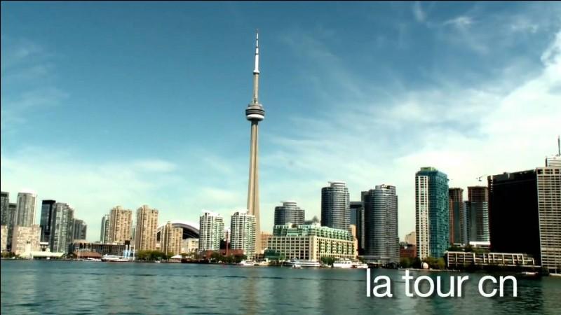 Quelle est la taille de la Tour CN ?