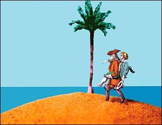 Marivaux traite aussi le thème de l'île imaginaire dans sa pièce ...