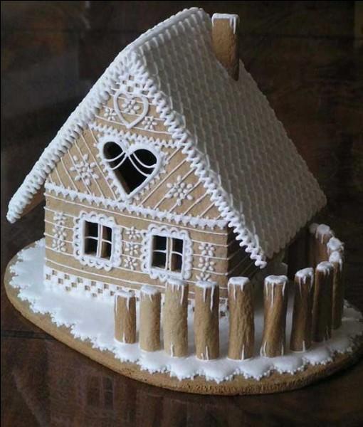 Où se trouve la maison du père Noël ?