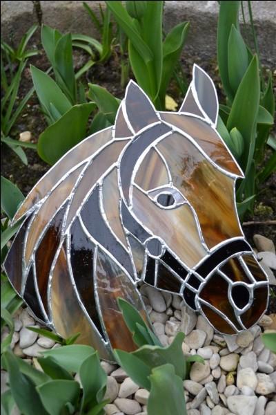 Aidez le cheval à retrouver sa maison :