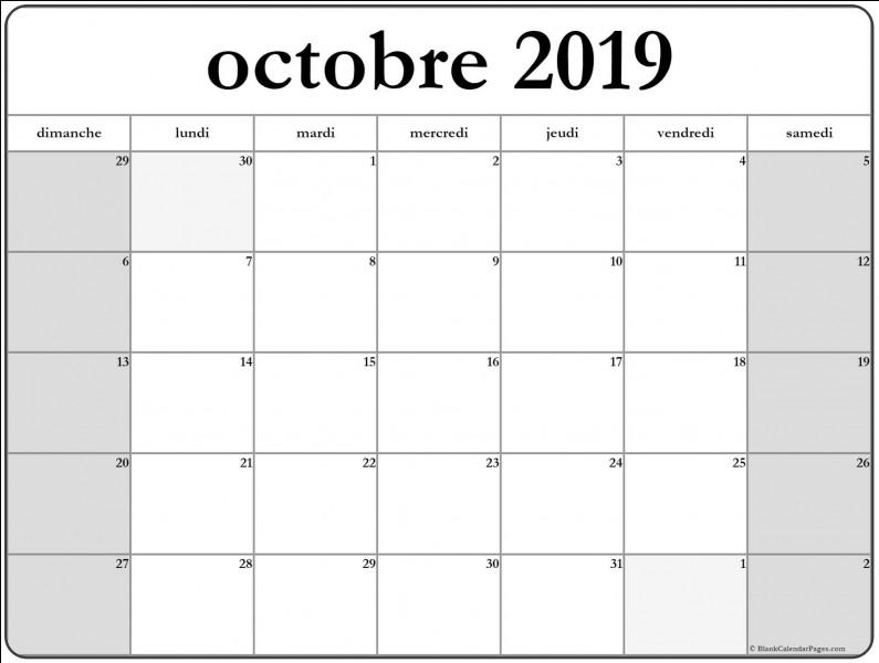 De quel événement allons-nous fêter le 70 ème anniversaire en octobre 2019 ?