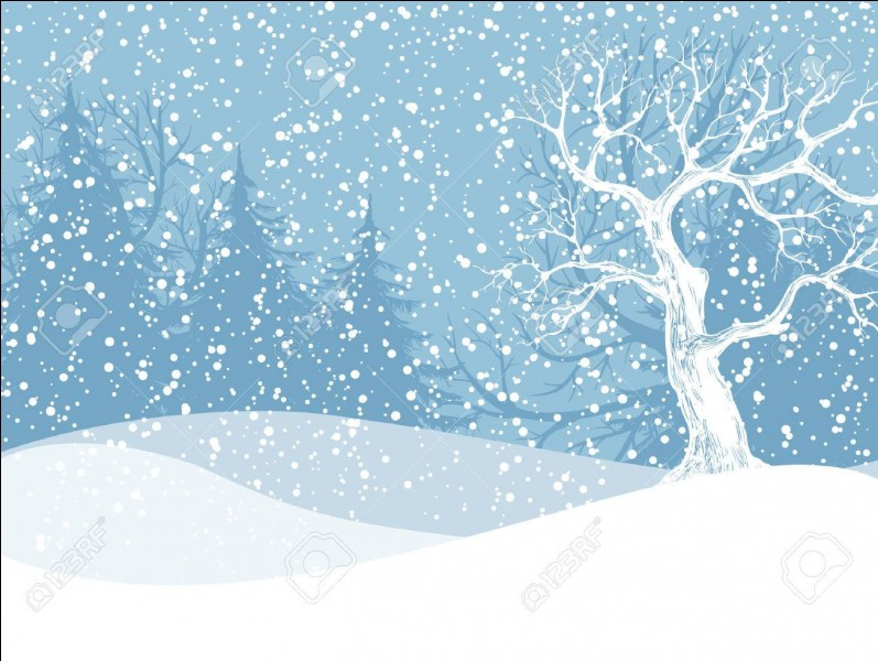 """En anglais on dit """"snow"""", comment dit-on en espagnol ?"""
