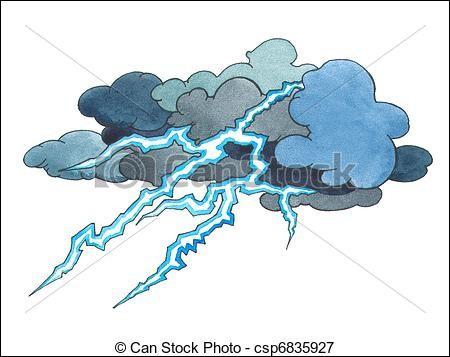 """En anglais on dit """"storm"""", et en espagnol ?"""