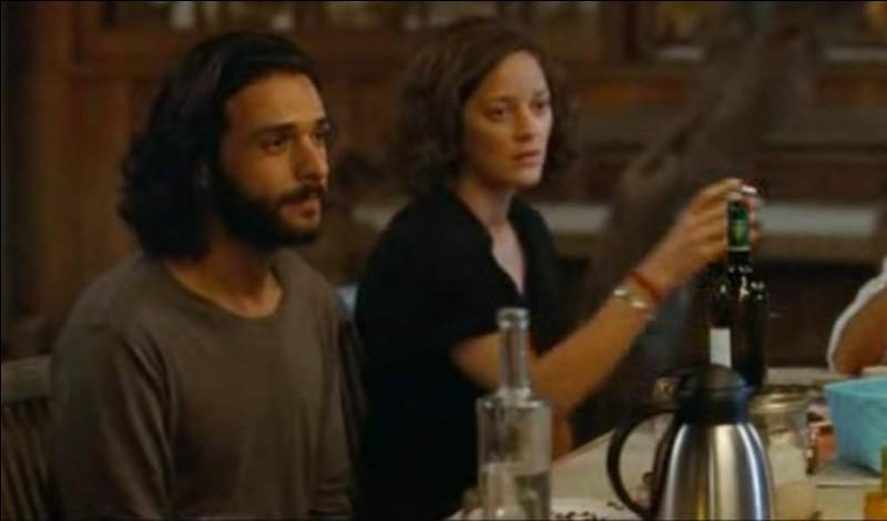 Dans quel film peut-on voir Maxime Nucci ainsi ?