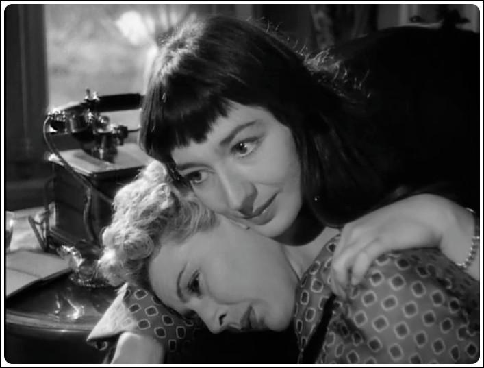 Dans quel film peut-on voir Juliette Gréco ainsi ?