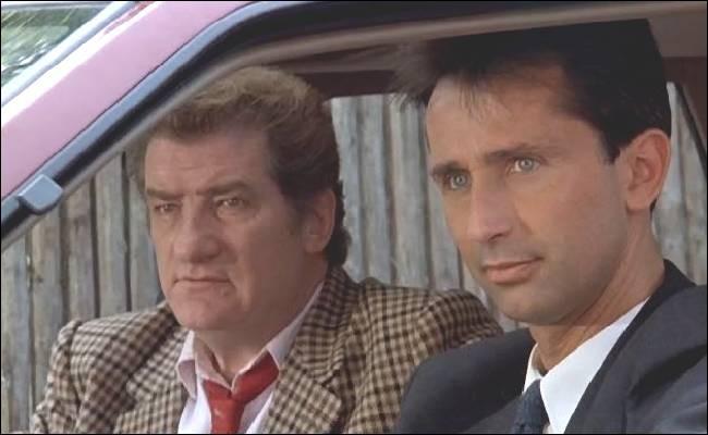 Dans quel film peut-on voir Eddy Mitchell ainsi ?