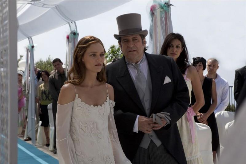 Dans quel film peut-on voir Vanessa Paradis ainsi ?