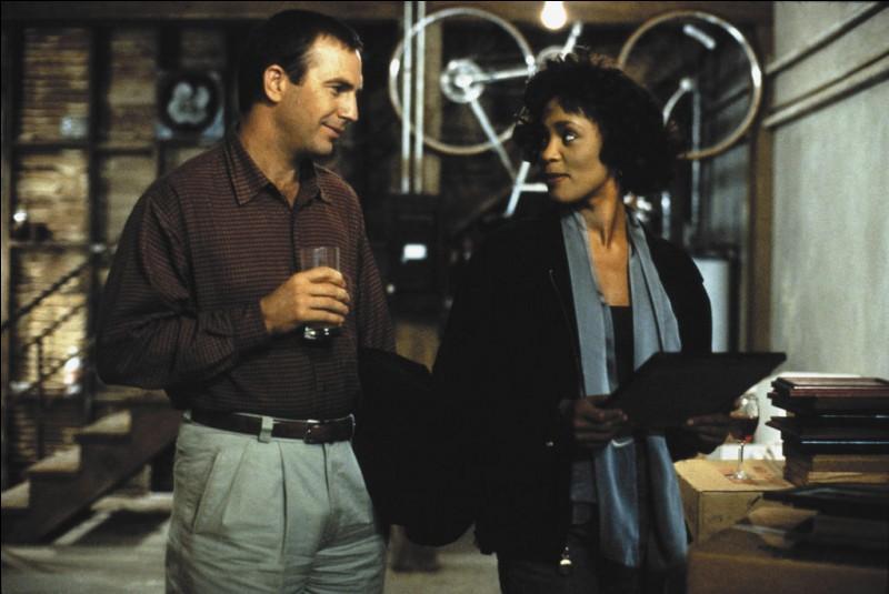 Dans quel film peut-on voir Whitney Houston ainsi ?