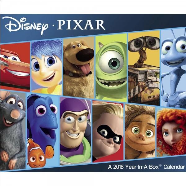 Quel film est sorti en premier de l'univers Disney Pixar ?