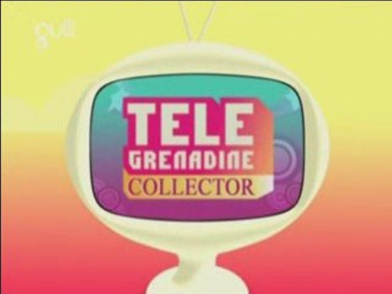 """Quel dessin animé a remporté la soirée """"Télé Grenadine Collector"""" ?"""