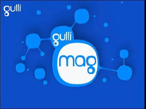 """À partir de quelle date le magazine """"Gulli mag"""" a-t-il été diffusé ?"""