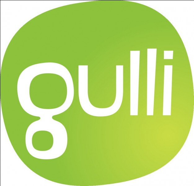 La chaîne Gulli a commencé à émettre en ...