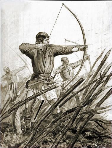 La cavalerie anglaise a essuyé quelques défaites en Ecosse ces dernières années, comment les Anglais vont-ils palier leur manque de cavaliers lourds ?