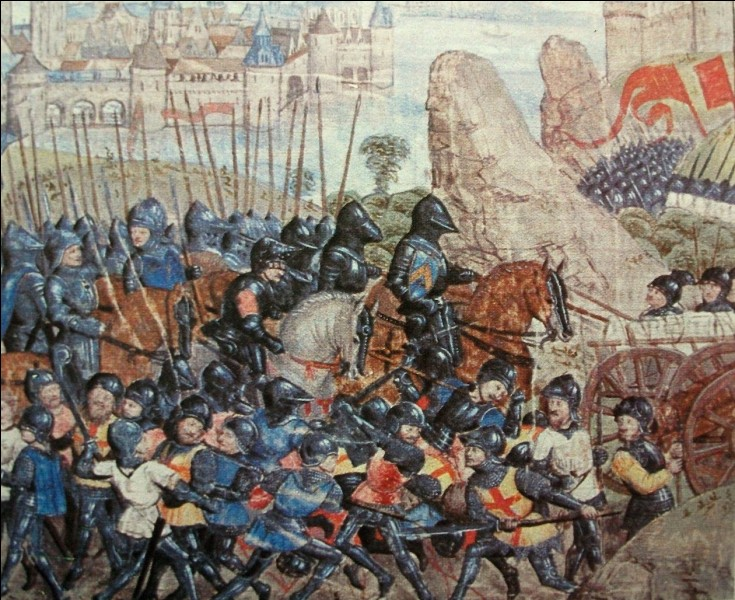 Les premières batailles sont désastreuses pour les Français, pourquoi ?