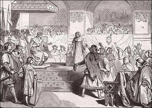 Les caisses du royaume sont vides, les états généraux tentent de destituer Jean II au profit du roi de Navarre Charles le Mauvais. Quand atteint-on le pire ?