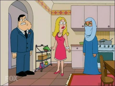 Comment s'appelle la deuxième femme de Stan dans l'épisode 'Stan d'Arabie' ?