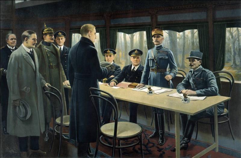 Quand fêtons-nous l'armistice ?